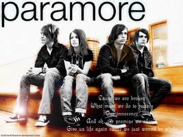 Paramore by linkinDarkShadow