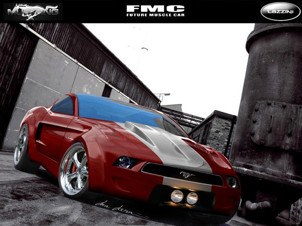 Mustang by LazziTuning by FutureMuscleCars