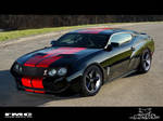Ford Torino Shelby by phareck by FutureMuscleCars