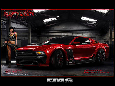 Mustang Brute Concept SE