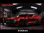 Mustang Brute Concept SE by FutureMuscleCars