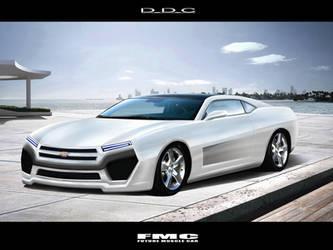 Chevy Nova by dacim12 by FutureMuscleCars