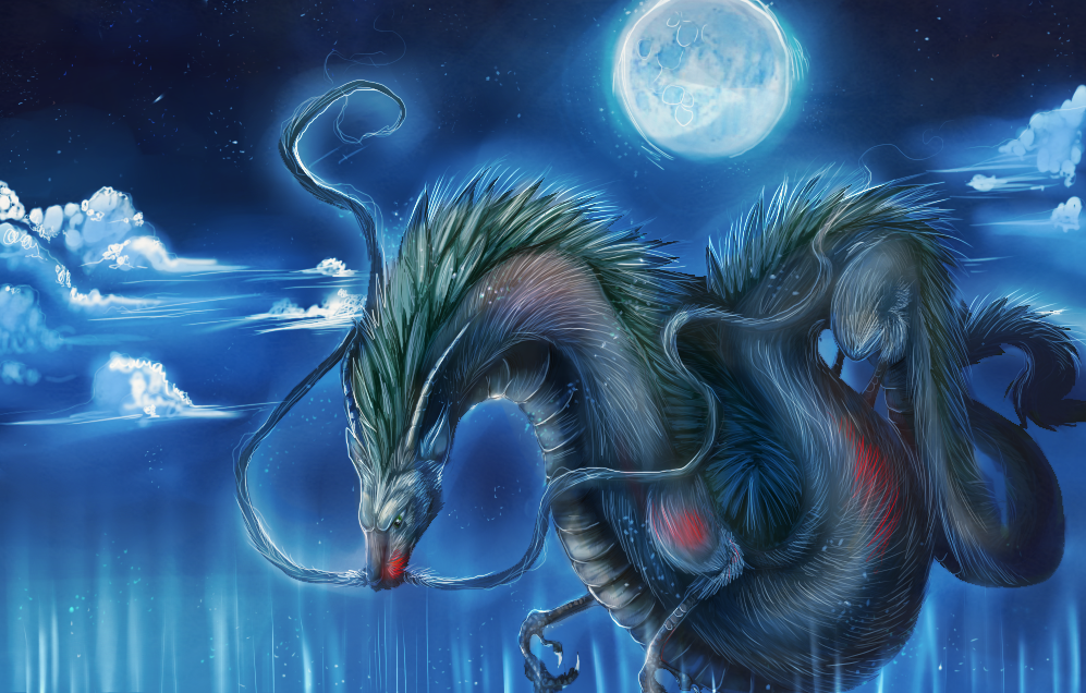 Spirited Away by Ink-Leviathan