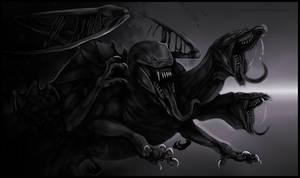 Internal Demons by Inklev