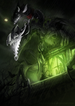 [Happy Halloween] Theiashu Gargoyle