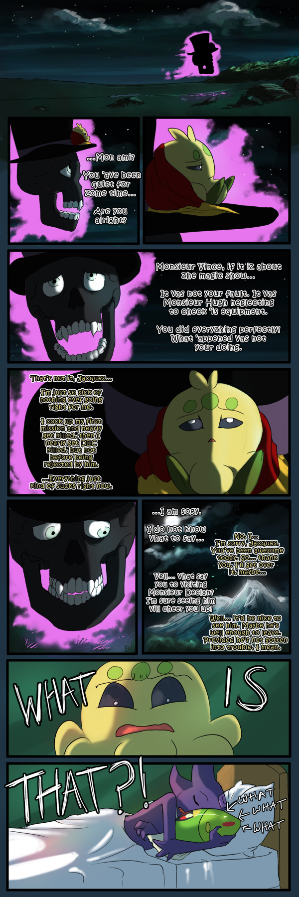 PMD-E: Team Bollocks M6 Page 17 by biscuitcrumbs