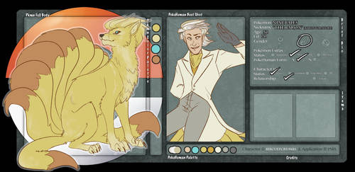PMA: The Baron [Ninetales]