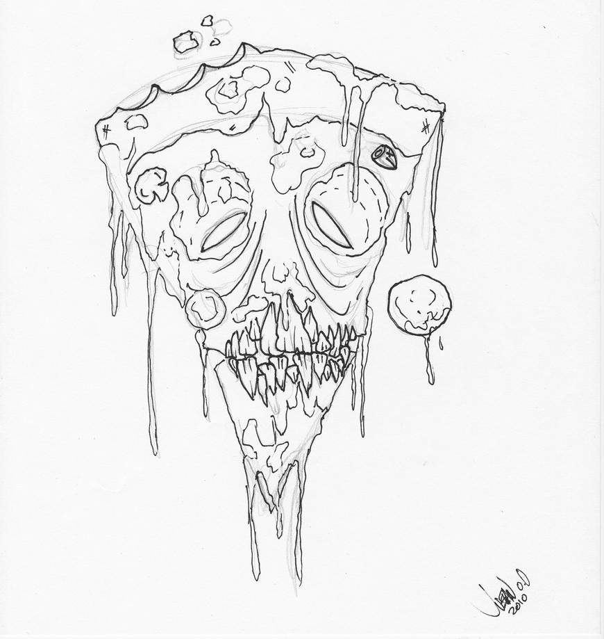 Zombie tattoo stencils canada