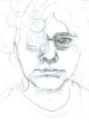 Self-Portrait 2-10-2010