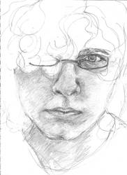 Self-Portrait, 11-16-2010