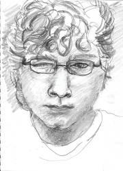 Self Portrait January 12 2011