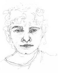 Self-Portrait 9-25-2011