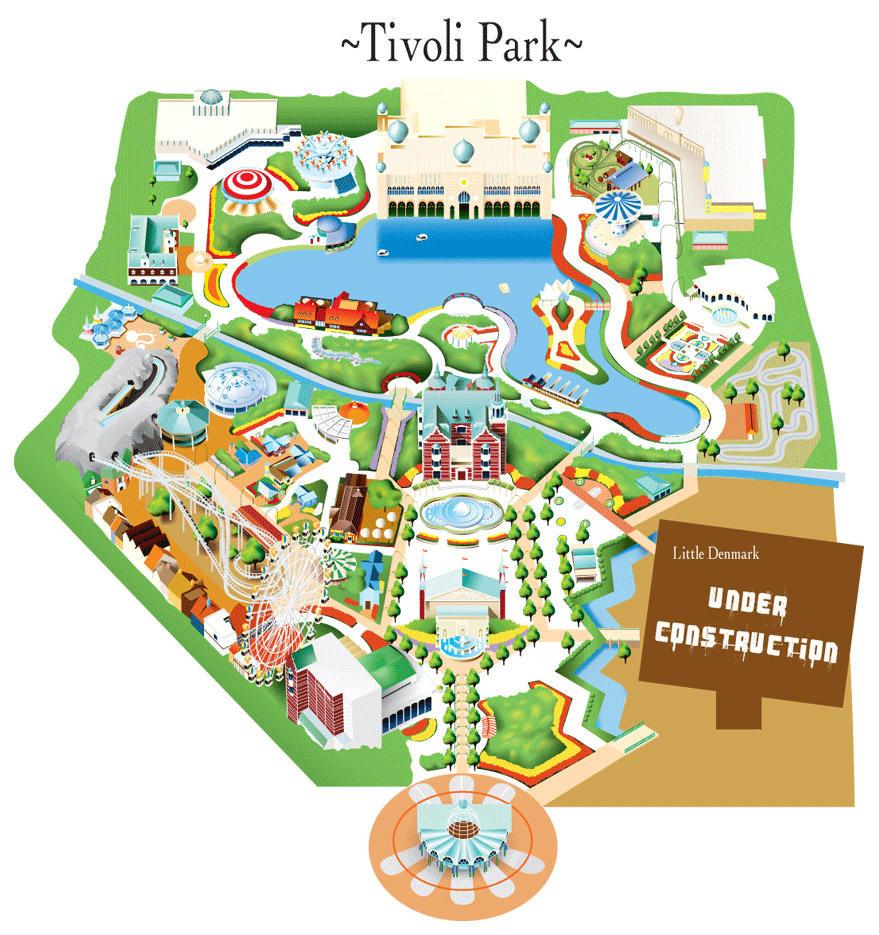 tivoli park by kurosama
