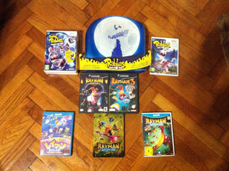 Rayman Collection #5 by OldClassicGamer