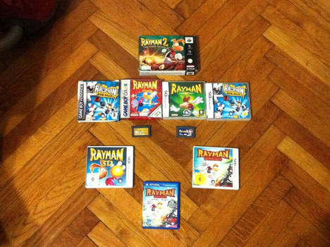 Rayman Collection #6