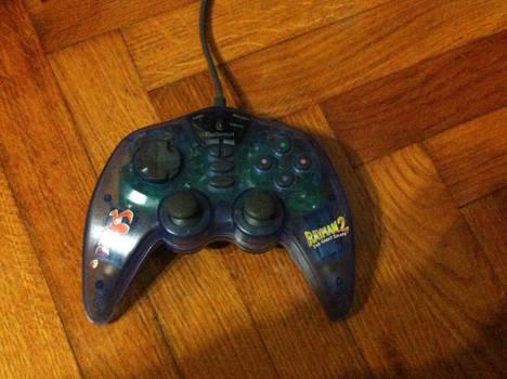 PS2 Rayman Controller