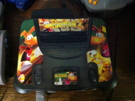 Rayman-Themed Nintendo 64