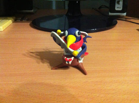 Prinny Clay Model DOOD!