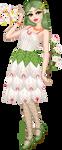Cornus florida by DorynaSira