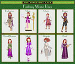 The Dungeon of Fashion - A TLC Meme by DorynaSira