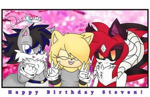 Happy Birthday Steven!