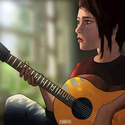 Ellie by BlueNoteFS