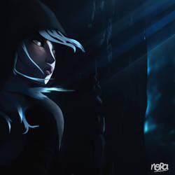 Ashe by BlueNoteFS