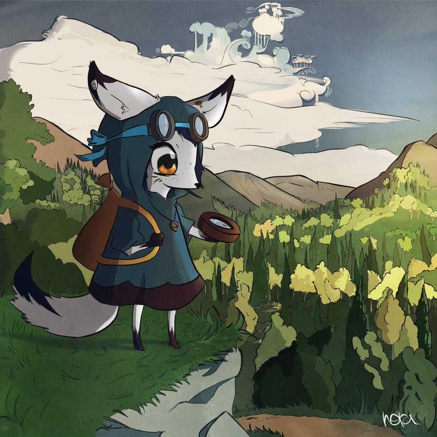 Landscapes by BlueNoteFS