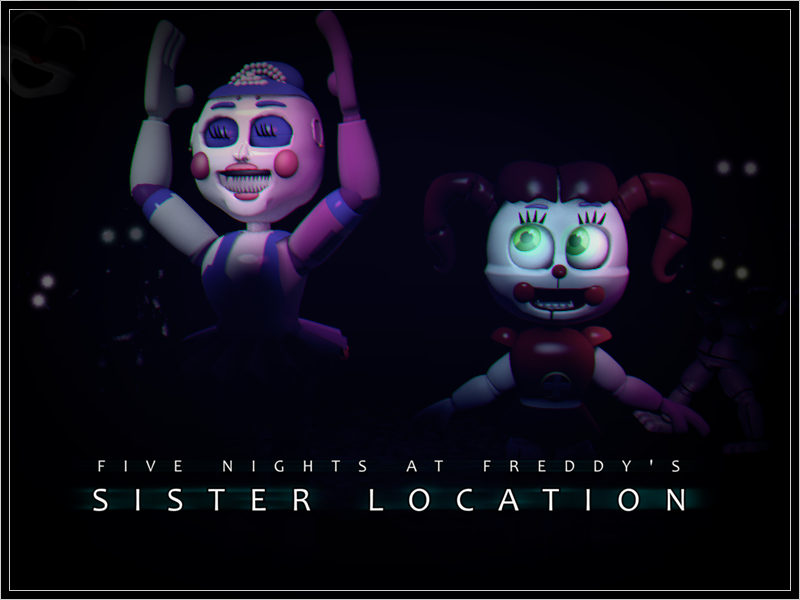 Sister location world by carlosparty19 on deviantart
