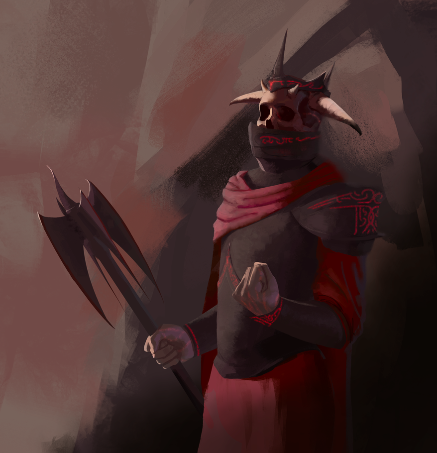 Master of Fate by Robertthem