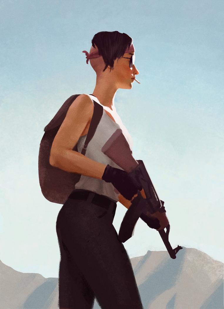 Fallout by Robertthem