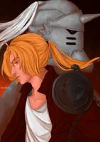 Fullmetal Alchemist by RebeldexWay
