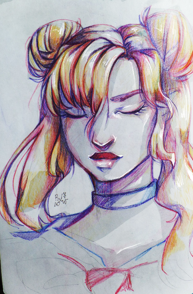 Sailor Moon by RebeldexWay