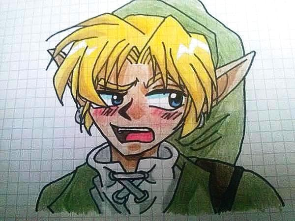 Adult Link by BlueTiger8D