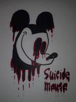 Suicide Mouse by SilentVenomari