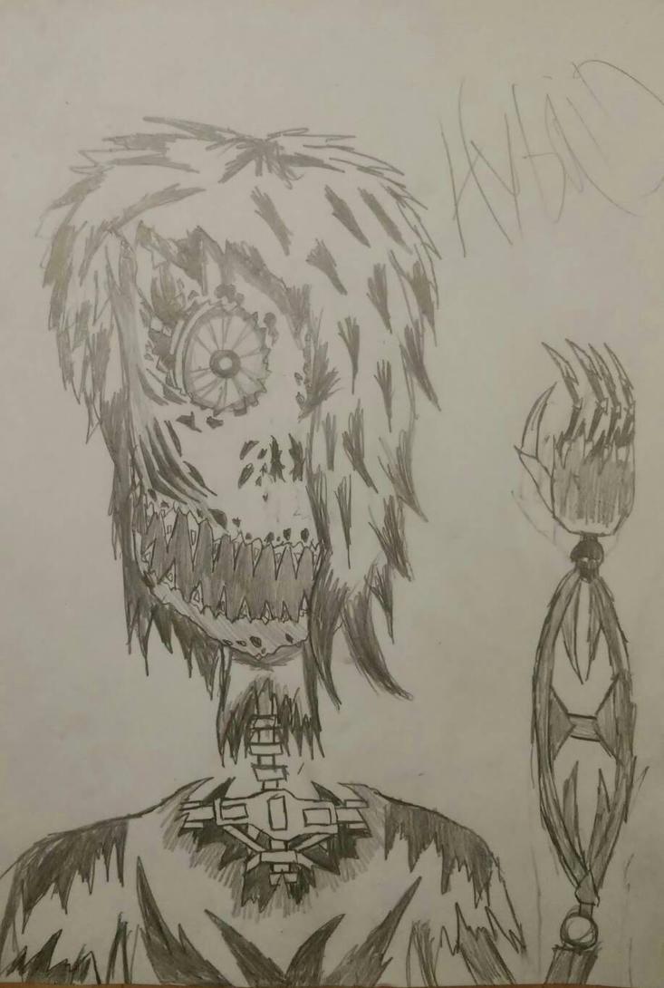 The Hybrid by SilentVenomari
