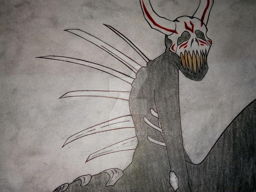 RWBY: Nuckalavee Grimm by KCastell2H