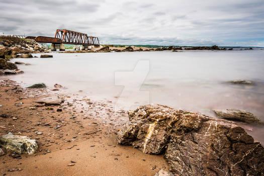 Pont de fer Chenal