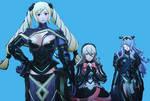 Camilla, Corrin and Elise Head swap
