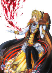 The Story of Evil - Len by Hsk0254