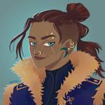 Beauregard - Critical Role - The Mighty Nein