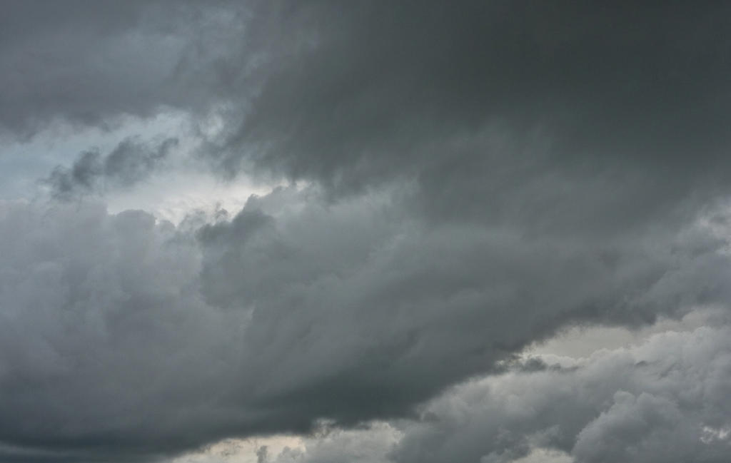 Stock Image - Dark Clouds - 03 by Life-For-Sale