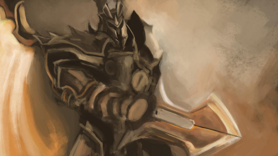 Imperius Sketch by yuyusof