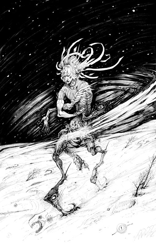 Worlds Demon by XViolacea