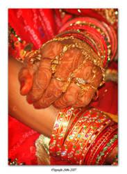 The Bride by red-vervet