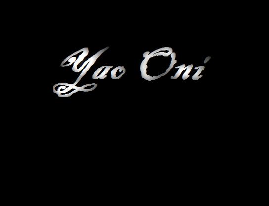 Yao Oni by B-Moz