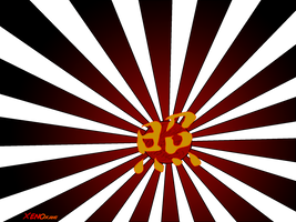 Okami's Sun by XenoWeb
