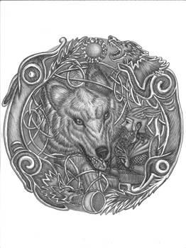 Badolf-Tyr  Fenrir