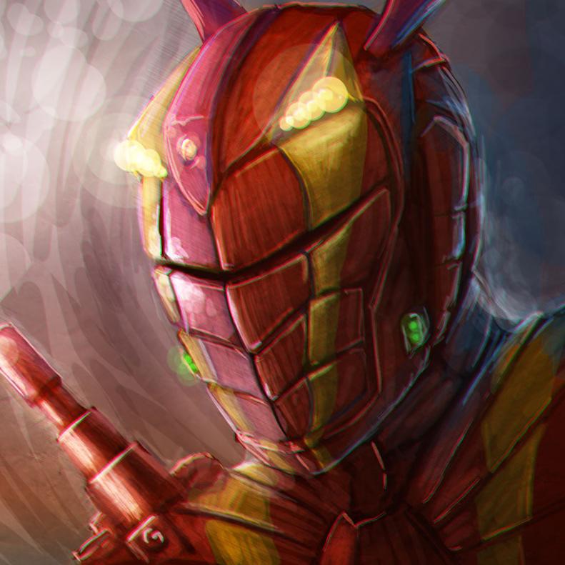 Cyborg by Nyantara