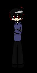 Character Image: Hanruto by AyakoMeeow